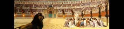 Први хришжани о аренама